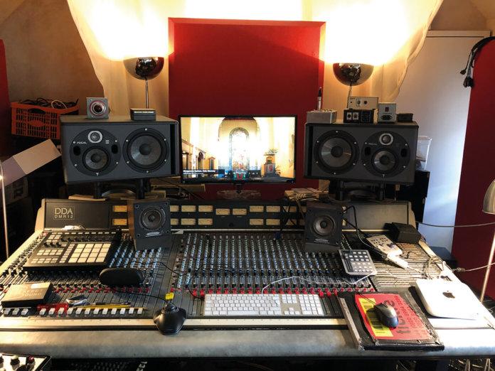 Show Off Your Studio, Steve Osborne