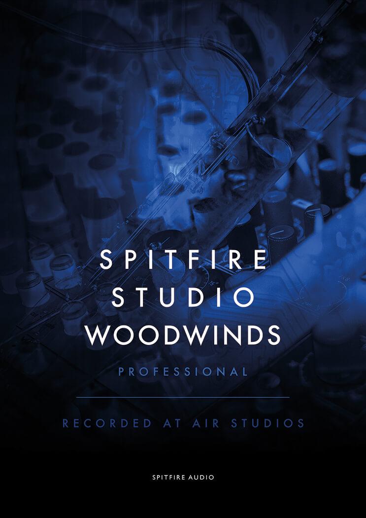 Spitfire Studio Woodwinds Professional