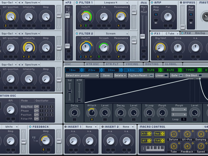 Subtractive synths tips, header
