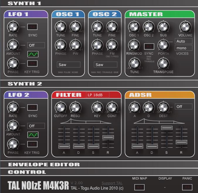 TAL NoiseMaker