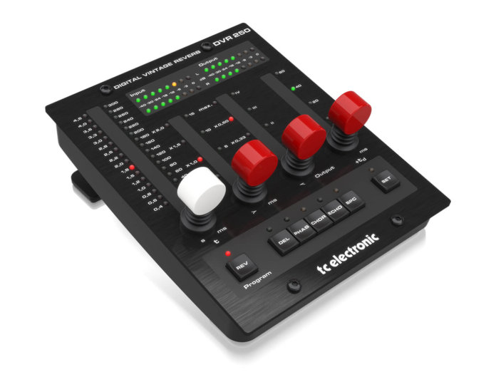 TC Electronic DVR250-DT Digital Reverb
