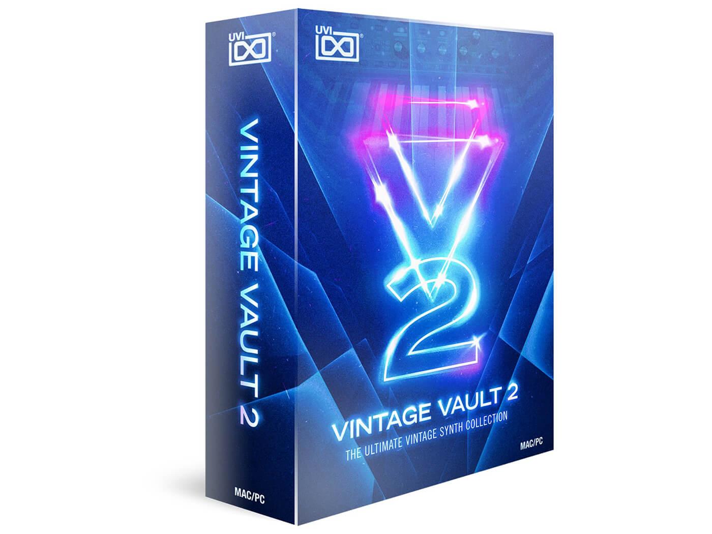 UVI Vintage Vault 2
