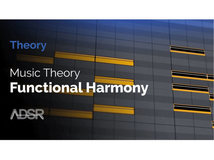 ADSR Sounds Music Theory And Functional Harmony
