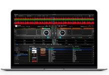 Beatport Link in Pioneer DJ Rekordbox laptop