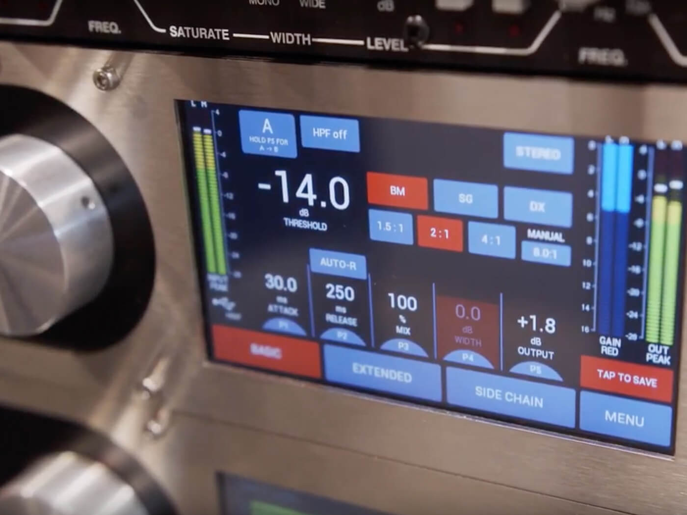Summer NAMM 2019 Video: Bettermaker's DAW-controlled compressors have three analogue flavours