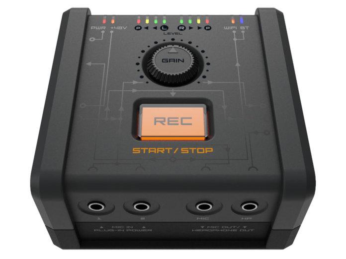 ReClouder Portable recorder