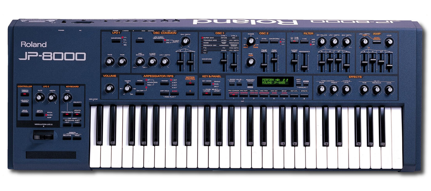 10 synths that defined dance music
