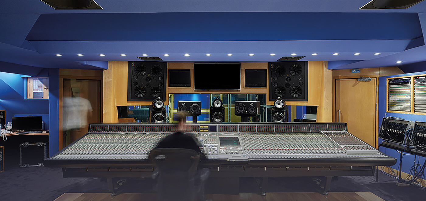 Ask Abbey Road: Andrew Dudman on monitoring and learning the craft
