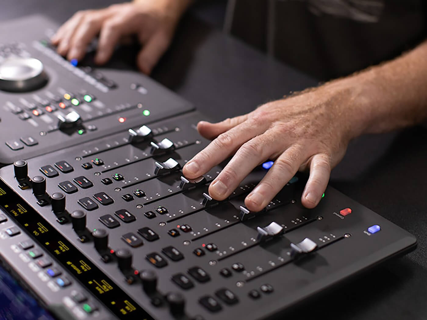 Summer NAMM 2019: Avid debuts two audio control surfaces - MusicTech