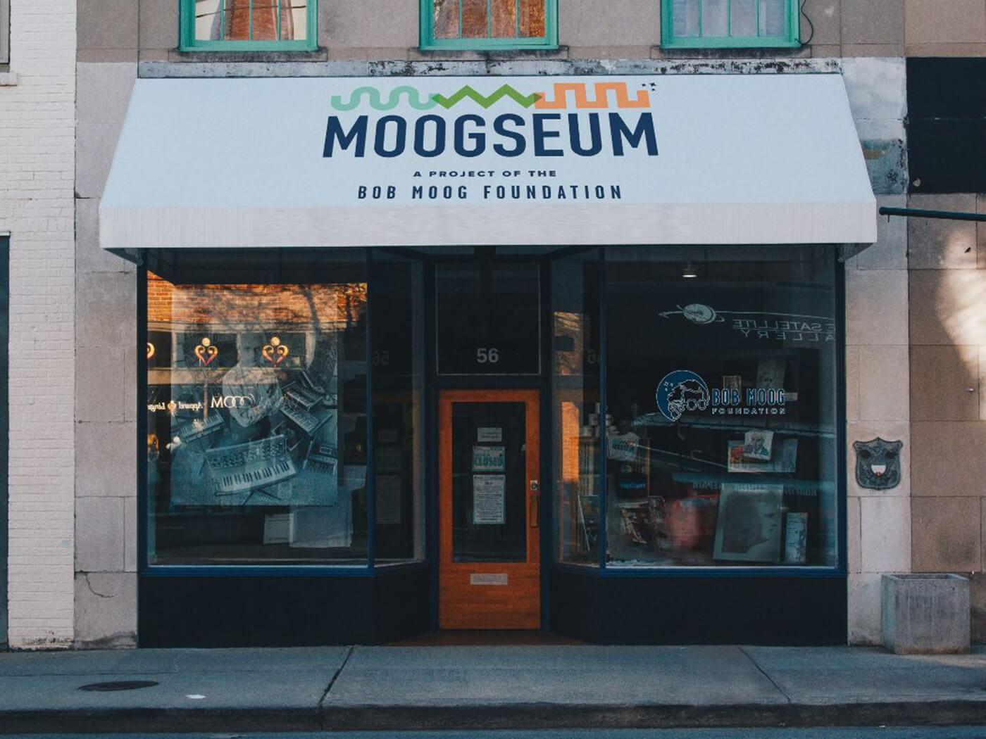 The Bob Moog Foundation's Moogseum