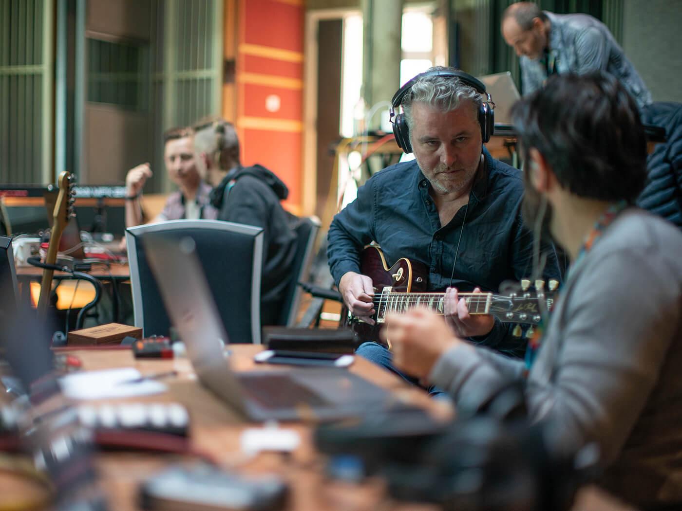 Graham Kearns, Real World Studios