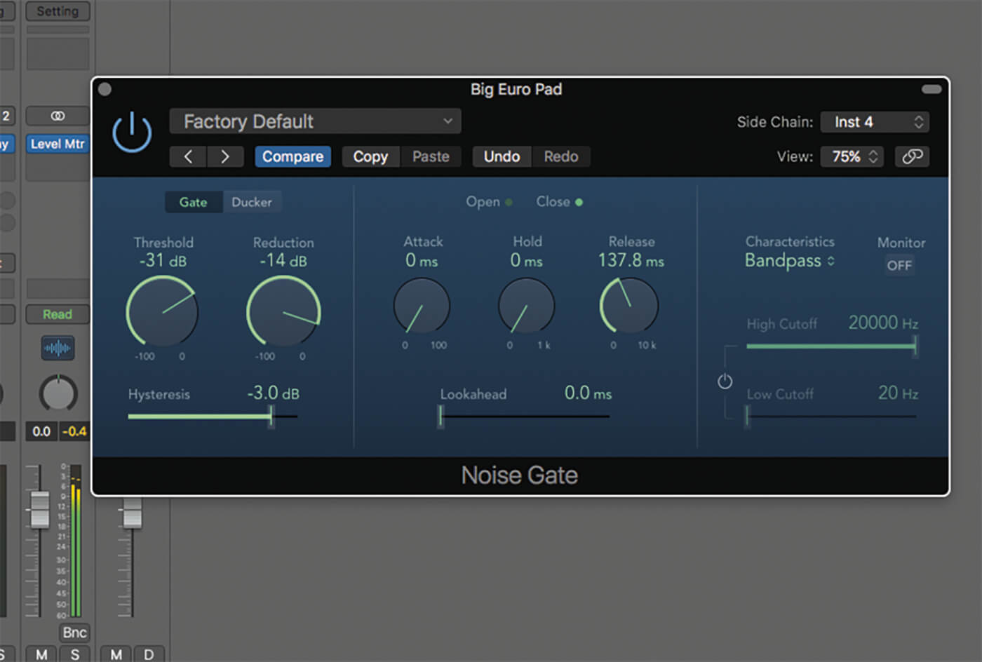 Logic Pro X Sidechain Tutorial