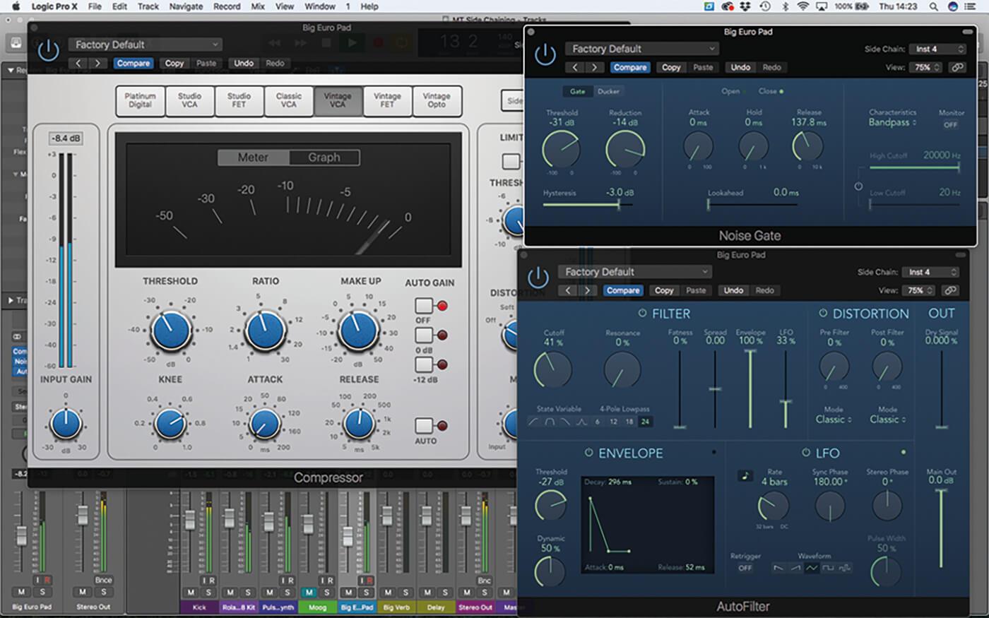 How to sidechain in Logic Pro X – Best DJ Gear Reviews