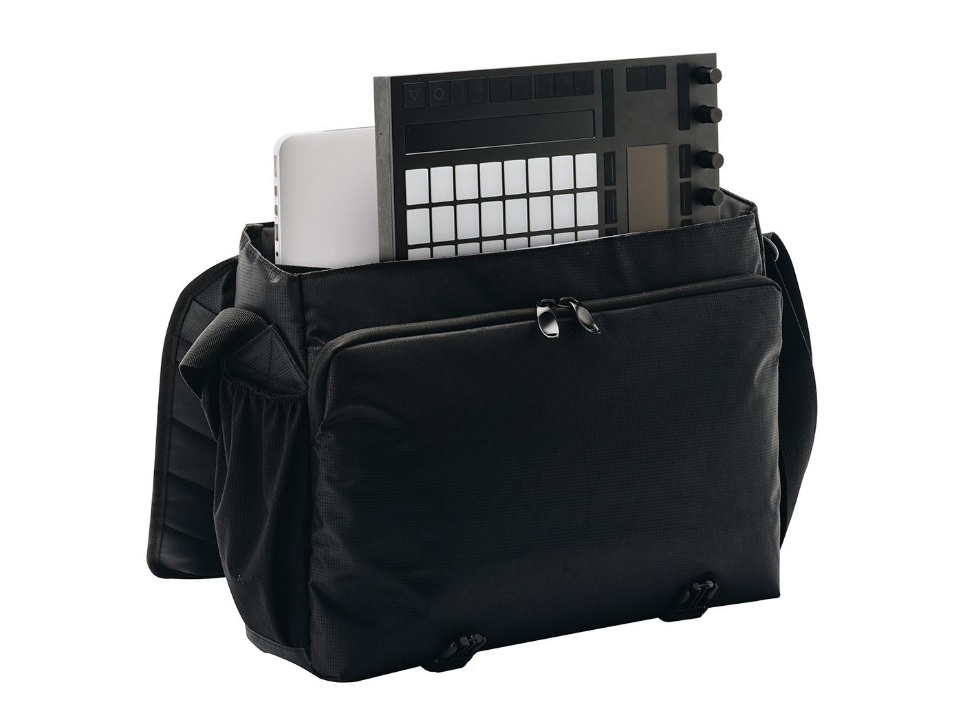 Mono Stealth relay bag open