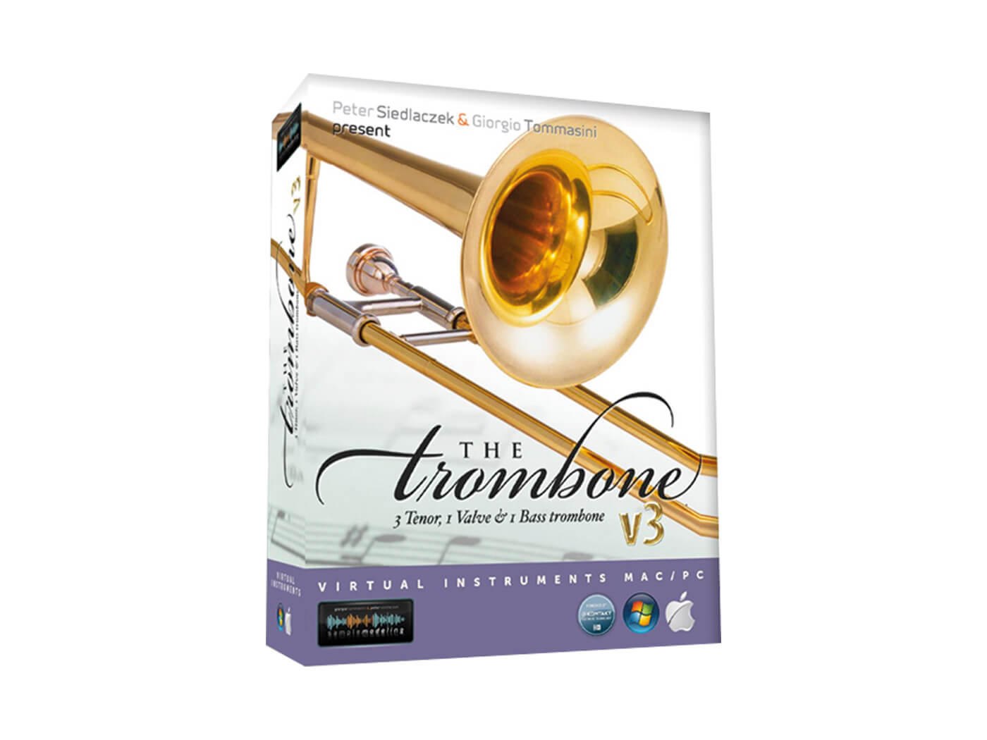 Sample Modeling The Trumpet 3/The Trombone 3