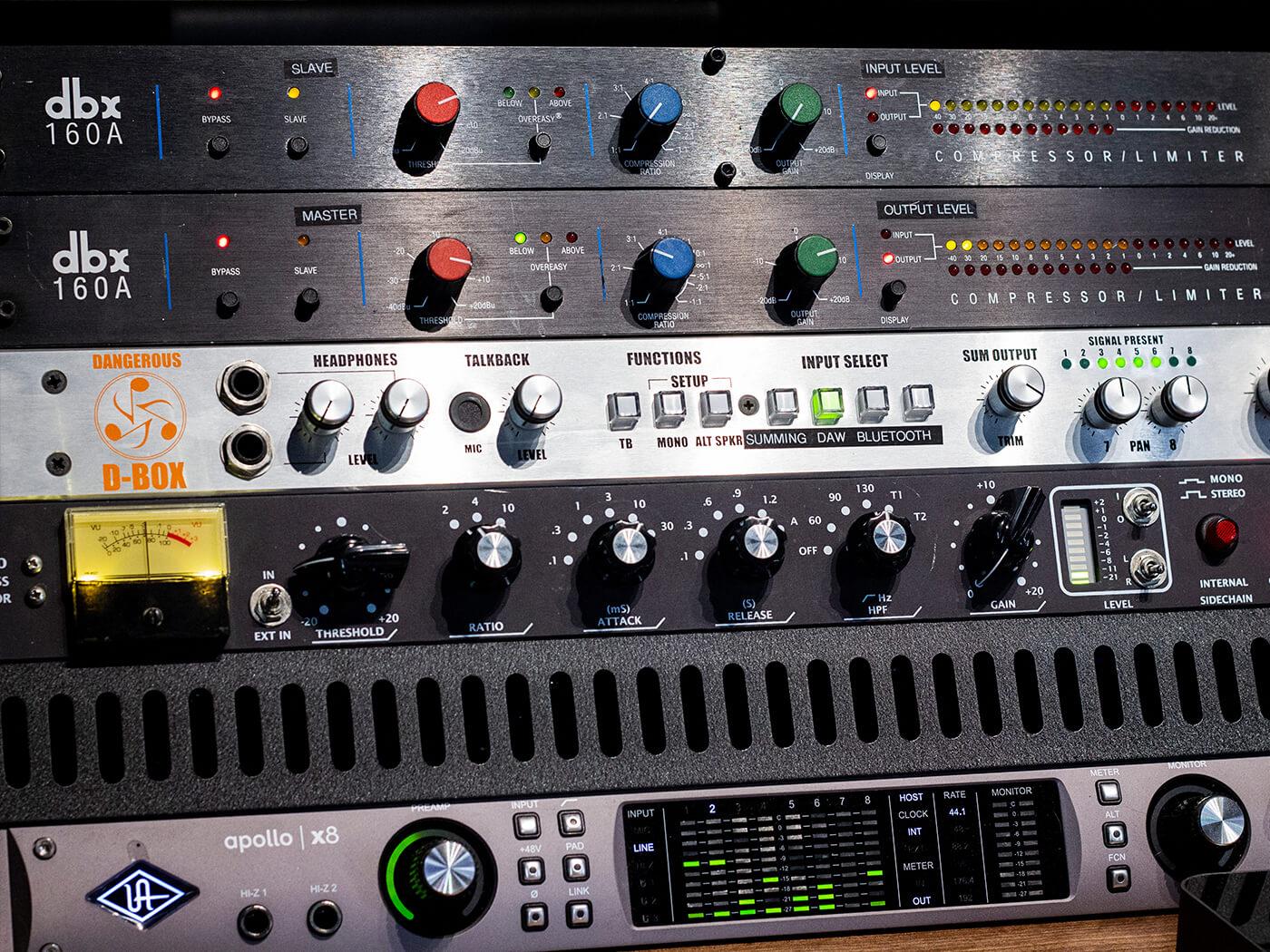 Show Off Your Studio: Steven Comeau's Bass Lab II - MusicTech