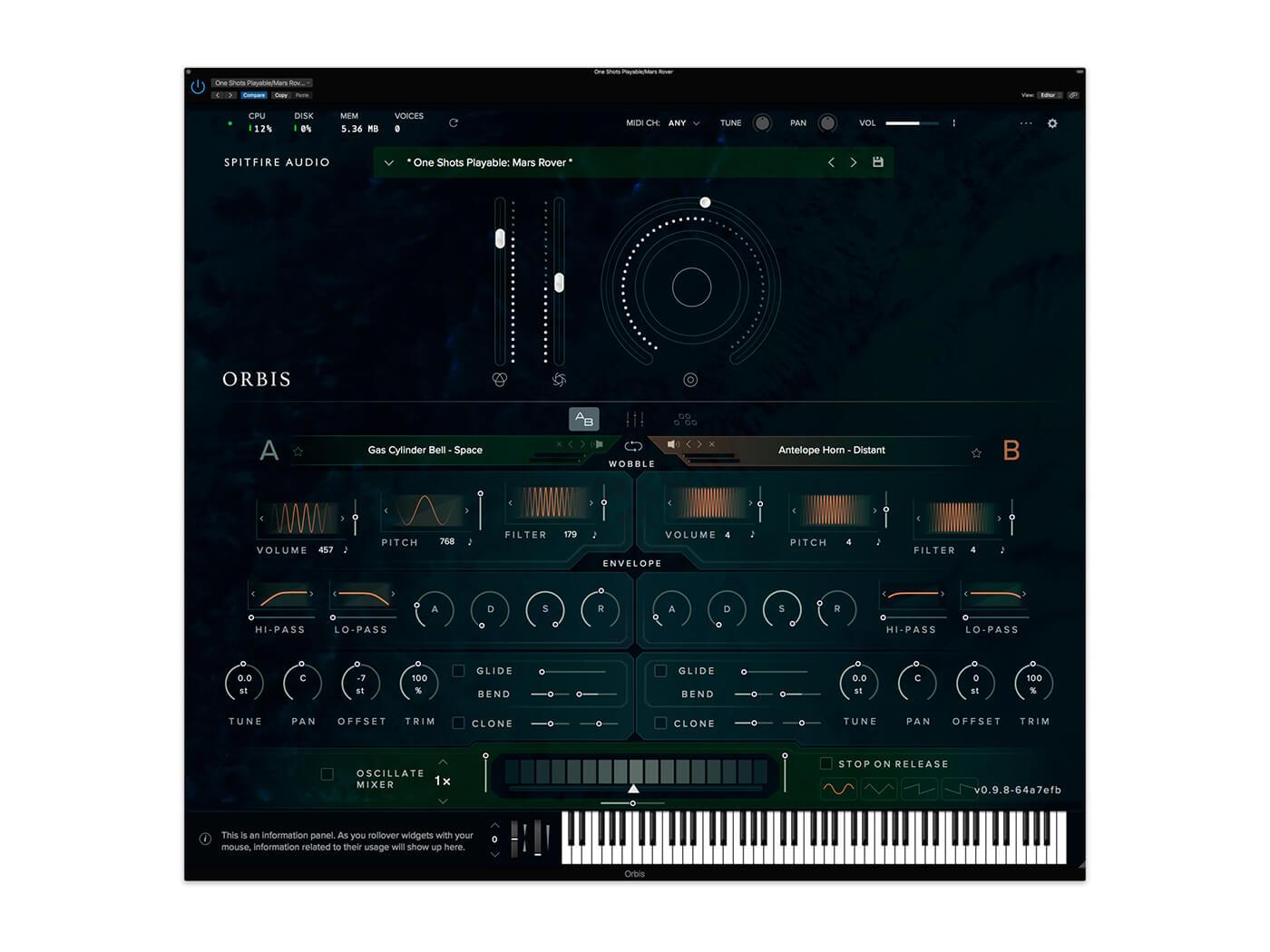 """Spitfire Audio unveils Orbis """"world synthesizer"""" - MusicTech"""