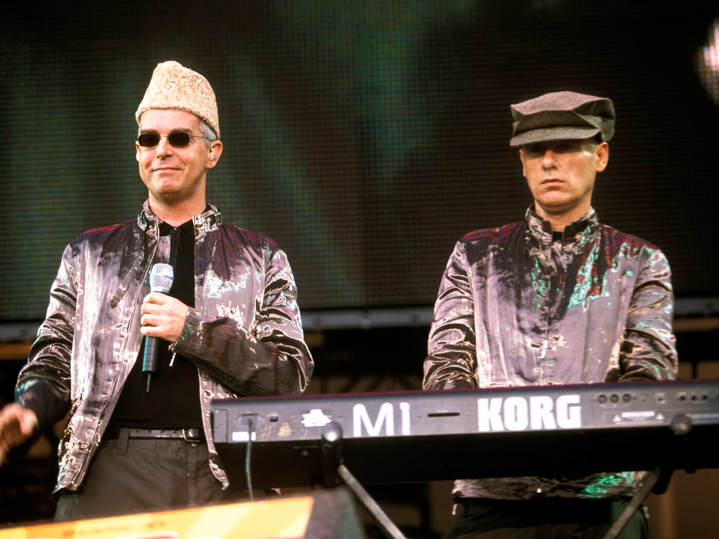 The Pet Shop Boys are big lovers of the Korg M1