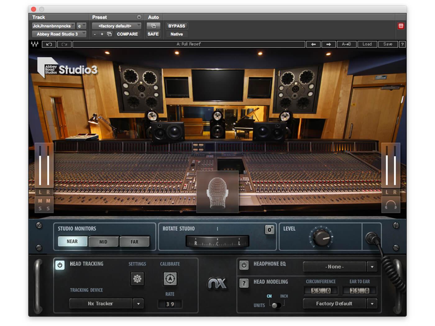 Waves brings Abbey Road Studio 3 acoustics to your headphones