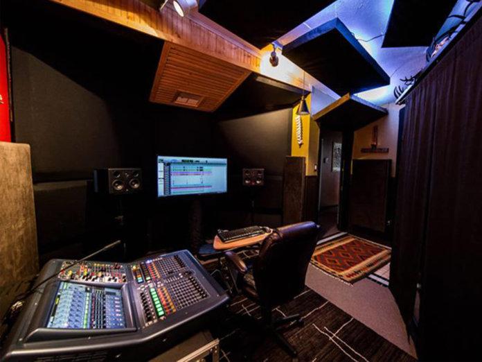 Control Room second angle Juggernaut Audio