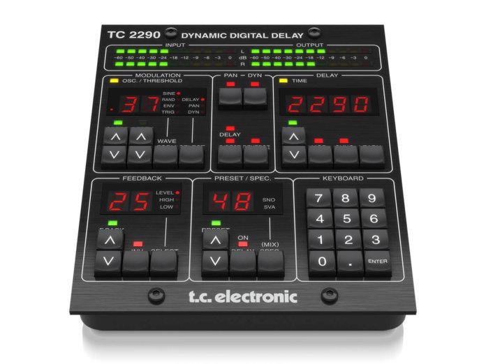 TC Electronic TC2290-DT Dynamic Digital Delay