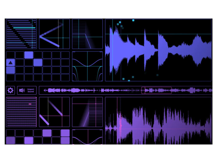 Tracktion Corporation Spacecraft granular synth
