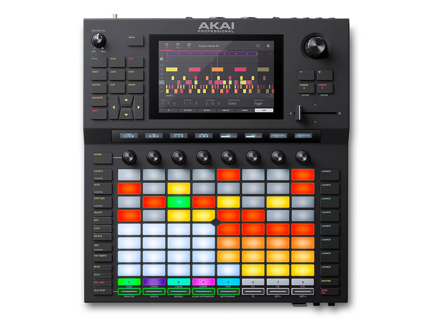 Akai Pro Force controller