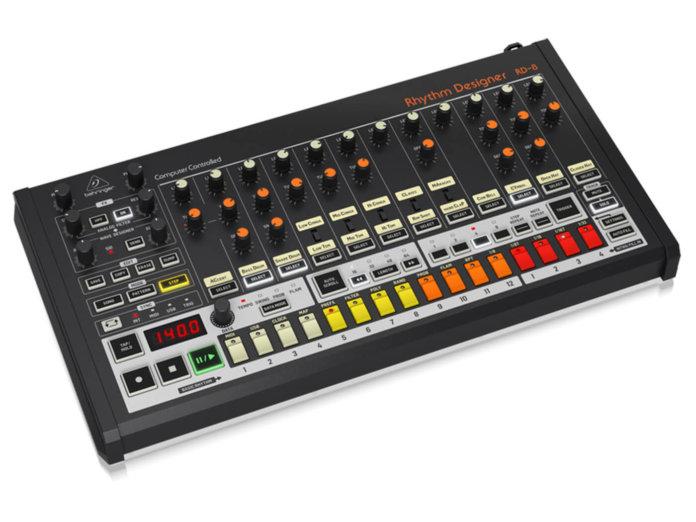 Behringer RD-8 drum machine