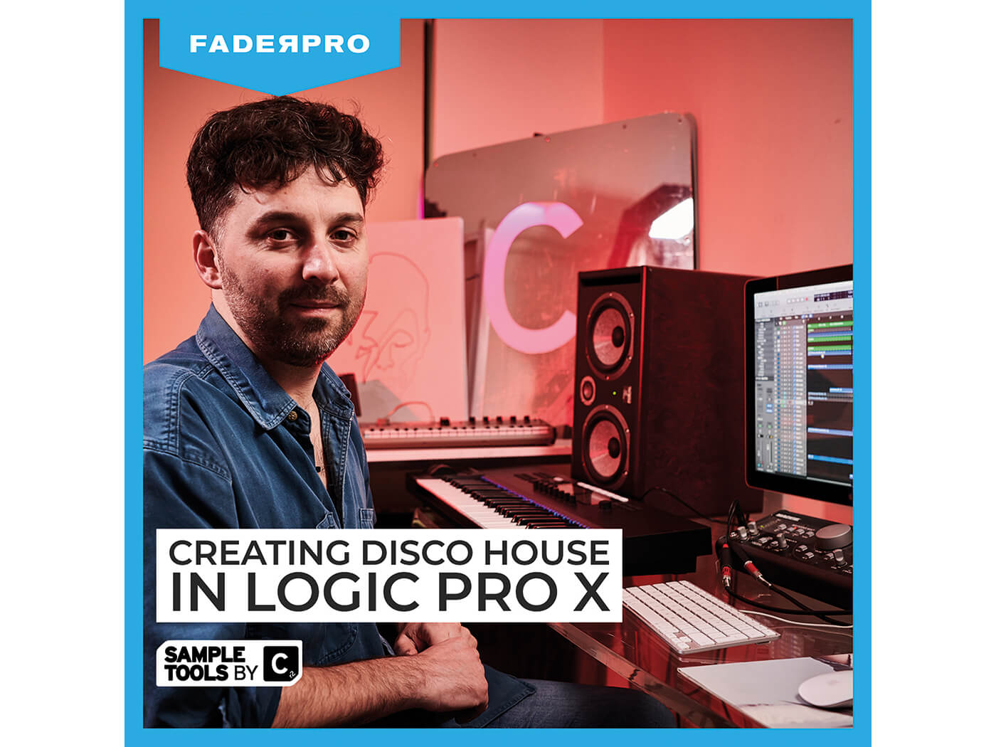 FaderPro Creating Disco House In Logic Pro X