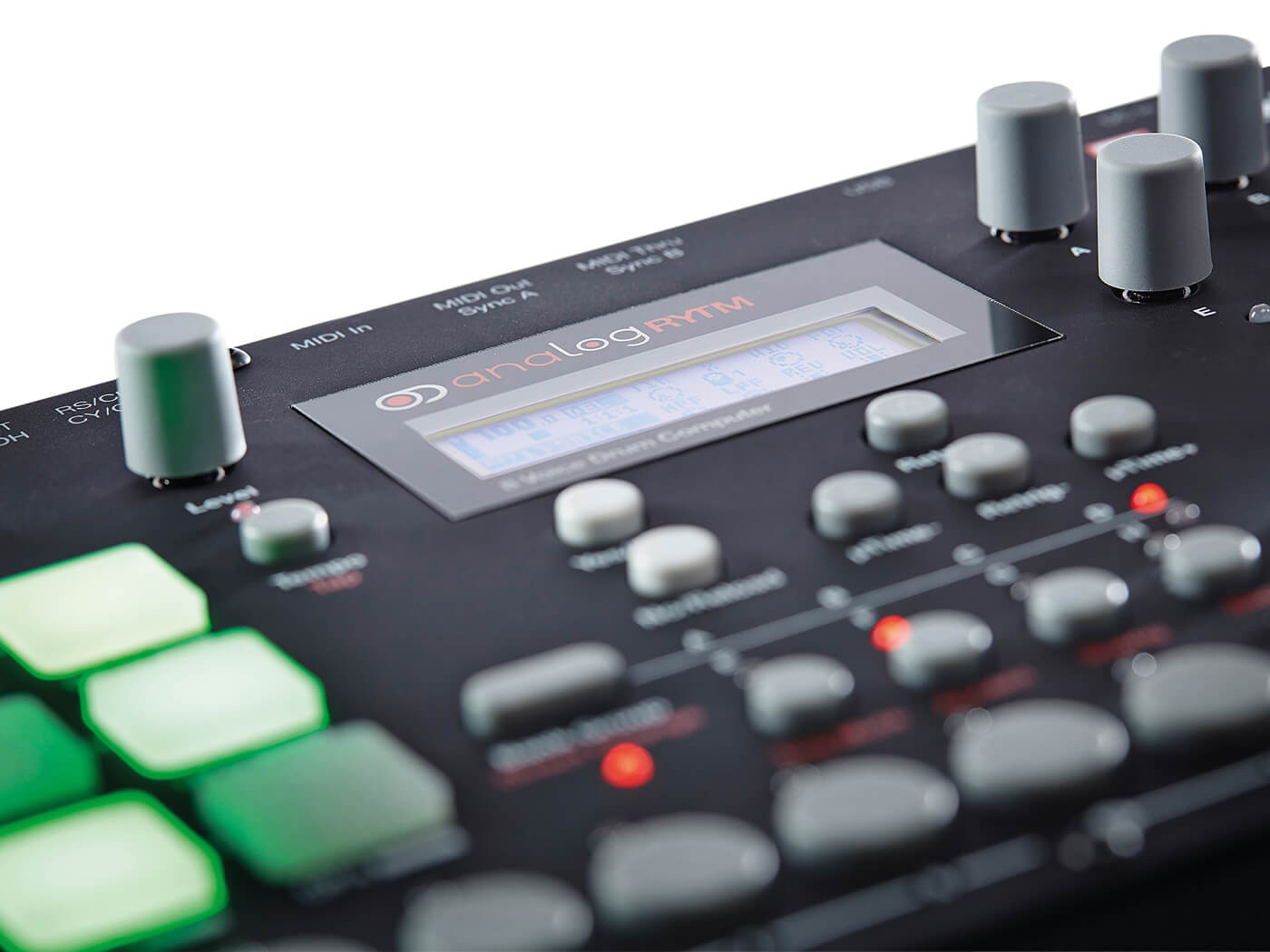 History of drum machine