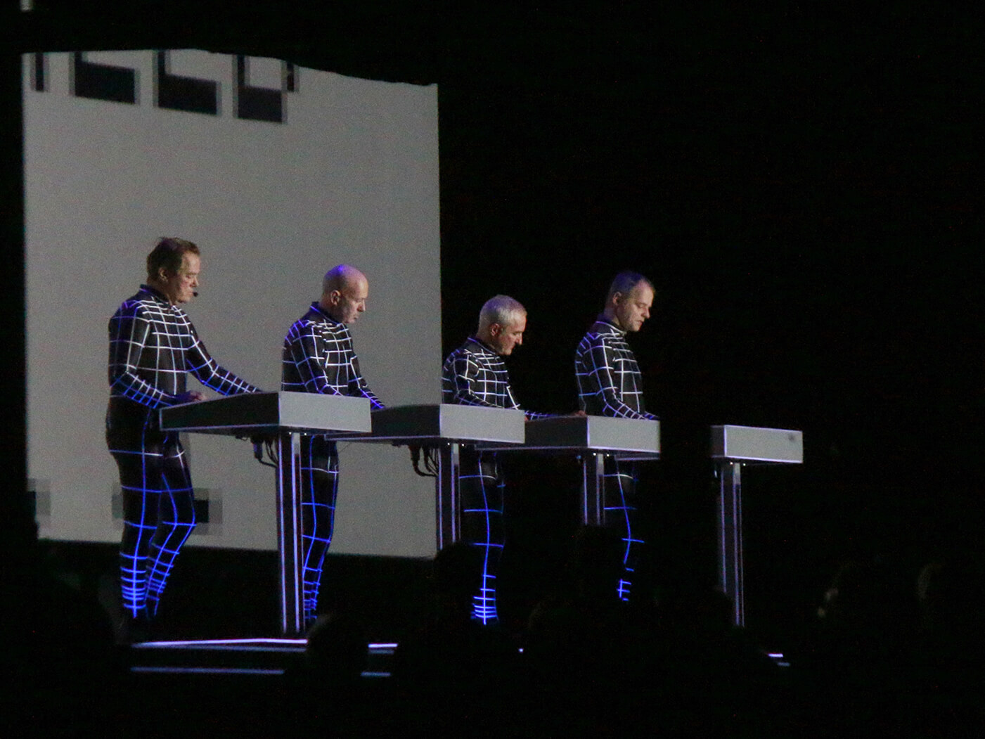 Kraftwerk live in 2015 shutterstock