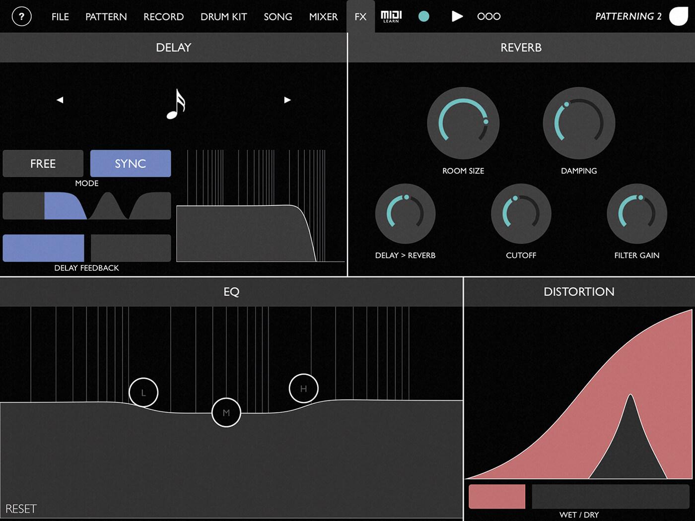 Olympia Noise Co Patterning 2