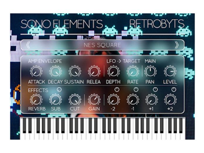 Sono Elements Retrobyts plug-in