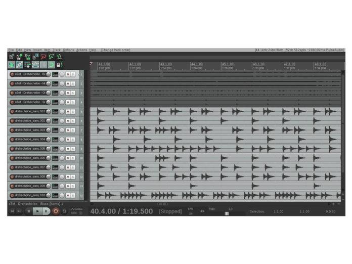 Sony DrumNet Drehscheibe