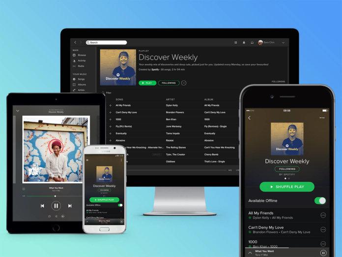 Spotify Press Image