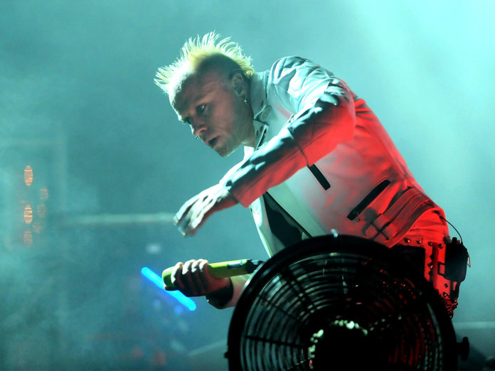 The Prodigy Keith Flint shutterstock