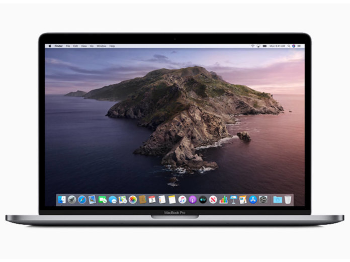 Apple Preview macOS Catalina