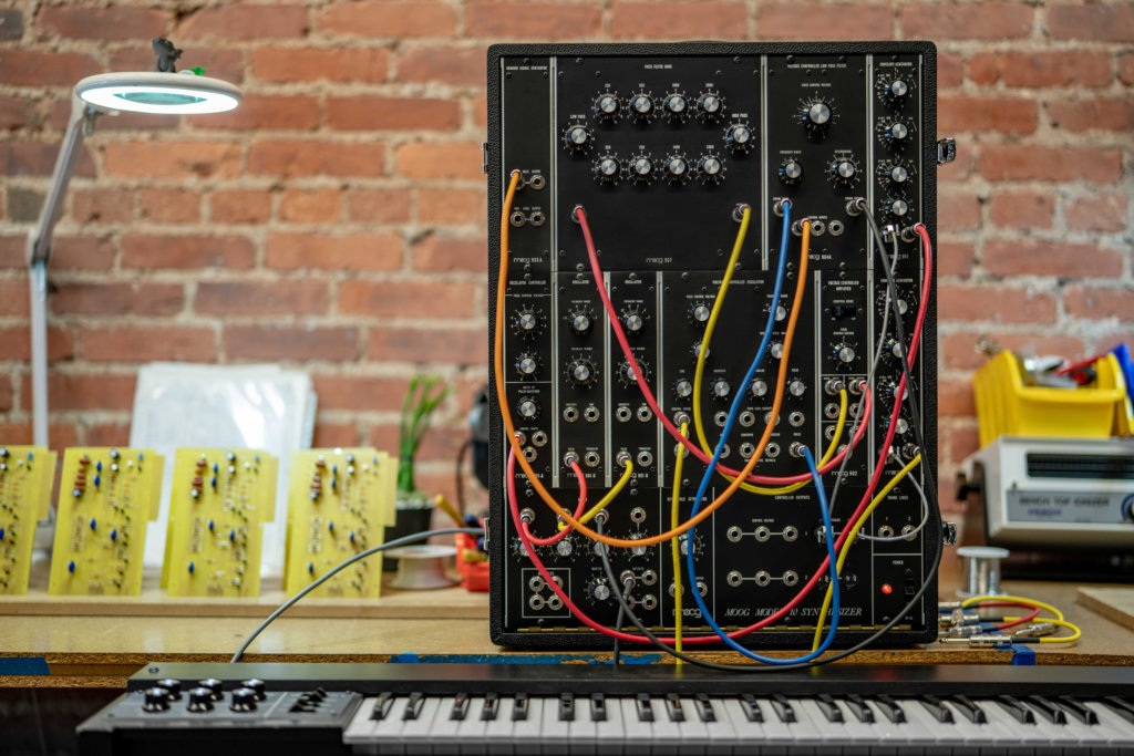 Moog Model 10 returns after almost fifty years - MusicTech