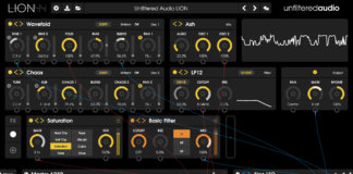 LION Synth GUI
