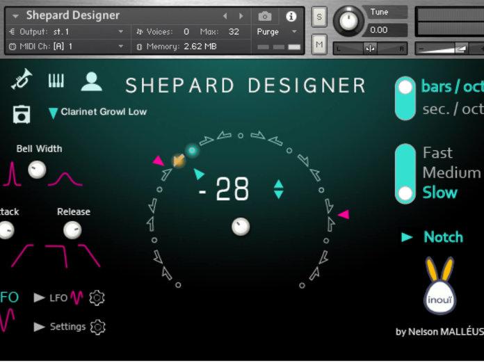 Shepard Designer GUI 1400x1050