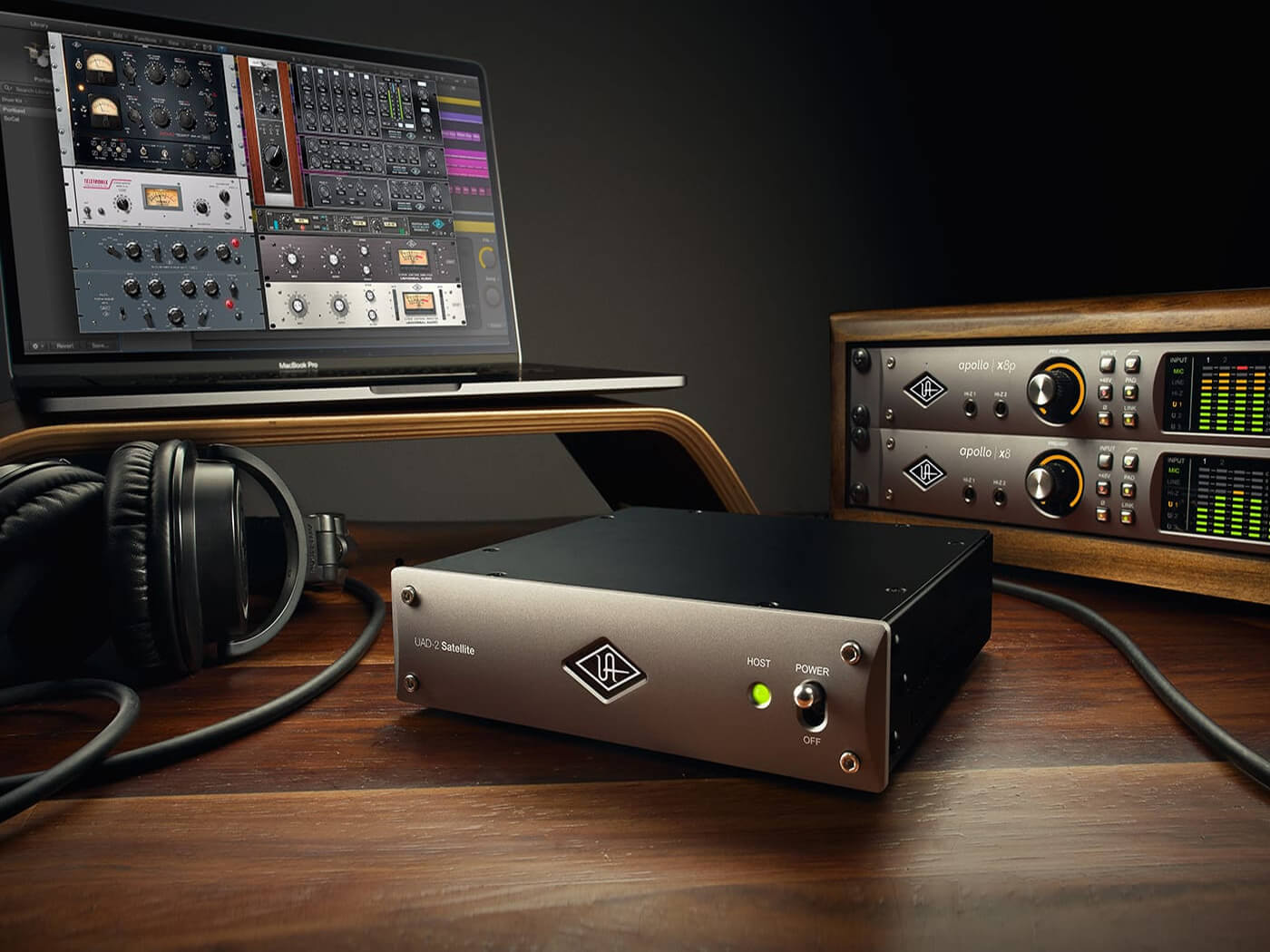 Universal Audio offers free Satellite with Apollo Rack for the holidays