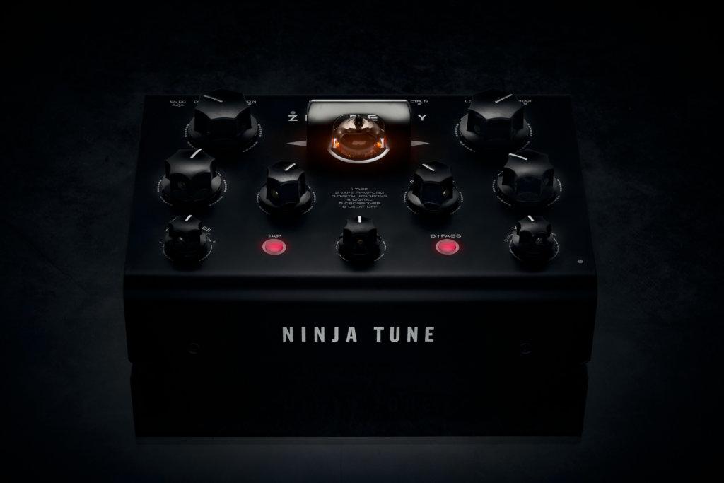 Legendary record label, Ninja Tune, break into the hardware world with Zen Delay. - MusicTech