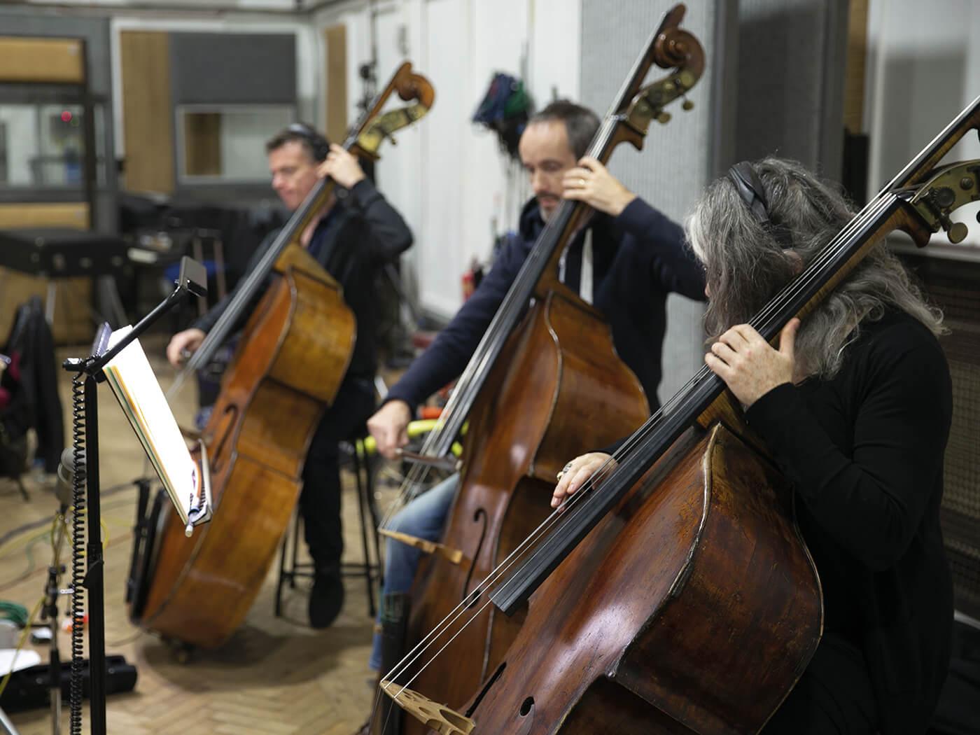 Ask Abbey Road: Matt Jones, cello recording