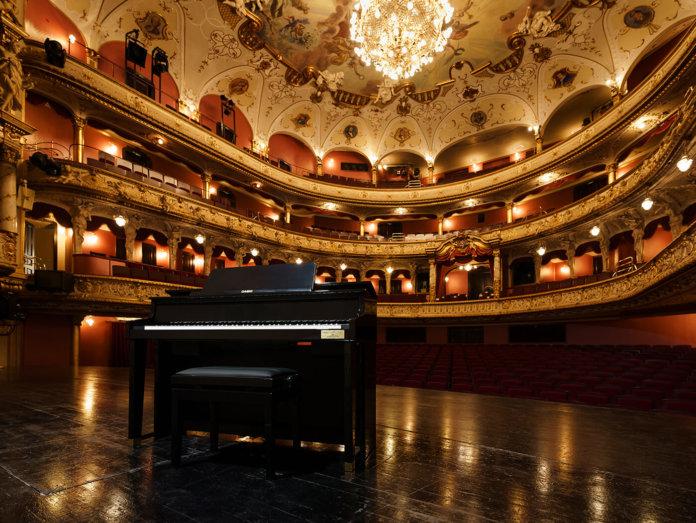 Casio Second-gen Celviano Grand Hybrid digital piano