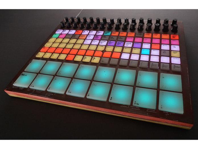 Envision Sounds Strata controller