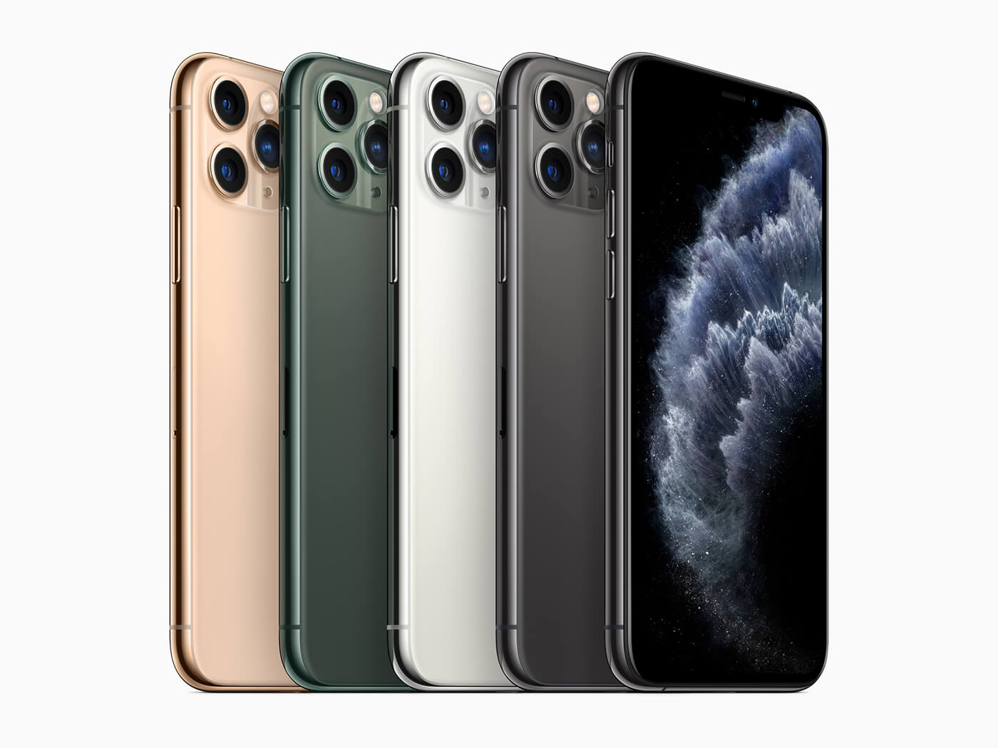 Apple iPhone 11 Pro sports Dolby Atmos and Audio Zoom