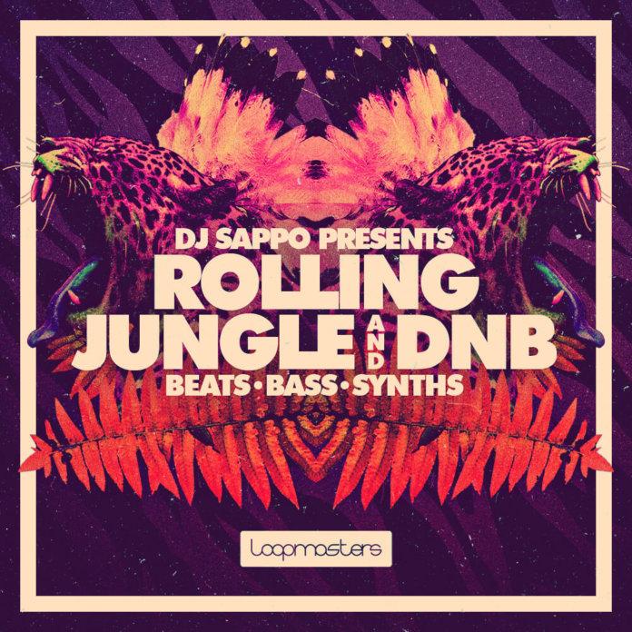 DJ Sappo Presents Rolling Jungle And DnB