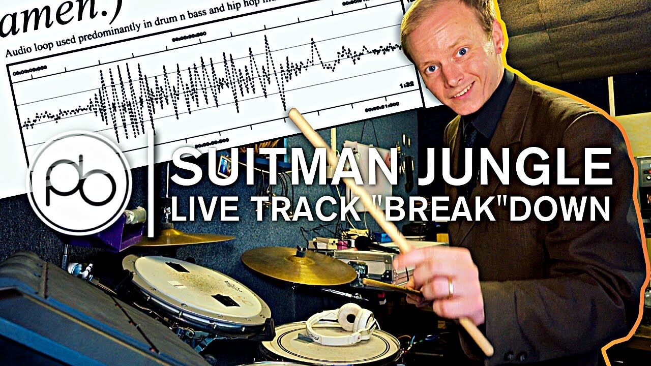 Point Blank Tutorial: Suitman Jungle breaks down his latest DnB track