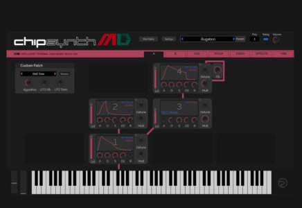 Wave Alchemy launches Bassynth, a low-end behemoth