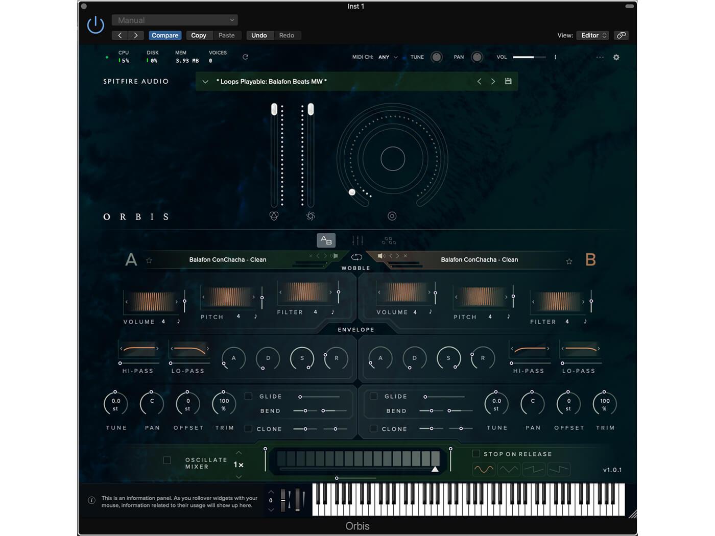 Spitfire Audio Orbis Review